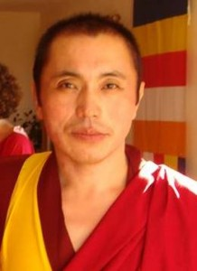 Khenpo Thrinlay Tharchin.